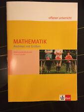 Mathematik Rechnen Mit Größen