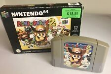 Mario Party 2 (Nintendo 64) N64 PAL
