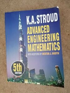 Advanced Engineering Mathematics by Dexter Booth, K.A. Stroud (Paperback, 2011)