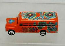 JOHNNY LIGHTNING 2004 GRATEFL DEAD DESIGNED FOR THE COLLECTOR - 1956 CHEVY BUS -