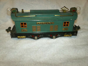Lionel Prewar O Gauge #253 Electric Locomotive