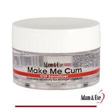 Adam & Eve Make Me Cum Clit Sensitizer Gel Female Lube for Women .5oz