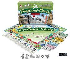 Portland-Opoly (PortlandOpoly) A Portland, Oregon themed Monopoly Game -- NEW