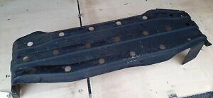 00-04 Nissan Xterra Fuel Tank Skid Plate Gas Shield 4x4 Off Road Rock Guard OEM
