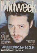 JASON PRIESTLEY - Vintage British MIDWEEK Magazine February 2000 C#9