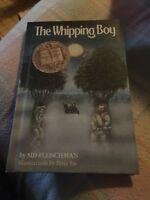 The Whipping boy (Sid Fleischman, 1986 1st Edition HCDJ)