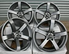 """18"""" GM BLADE ALLOY WHEELS FIT FIT TOYOTA LEXUS IS250 IS300 GS SUPRA 5X114 ONLY"""