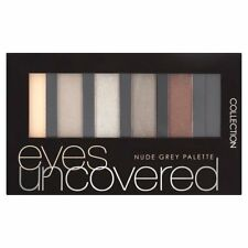 Collection Eyes Uncovered Number 3 Palette Nude Grey