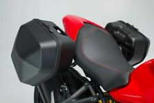 SW Motech Urban ABS Panniers For Ducati Monster 1200 / S  2017 to 2019
