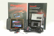 ICarsoft cpii OBD profondeurs diagnostic correspond chez Peugeot 307, SI RESET