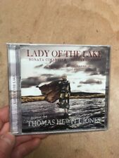 Lady of the Lake-Thomas Hewitt Jones CD 2011 New+Sealed Vivum Turnbull/Turner