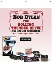 Dylan Rolling Thunder Revue 1975 Ultimate Bundle Limited box set SOLD OUT #19
