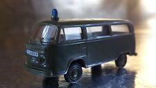 ** Brekina 33190 VW militaire T2 Bus-feldjager 1:87 l'échelle HO