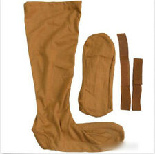 7600 Buddhist Shaolin Monk Wudang Kung Fu Socks+ Leg Wrappings For Tai Chi Shoes