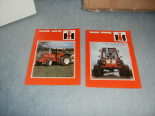 Tractor Leflets