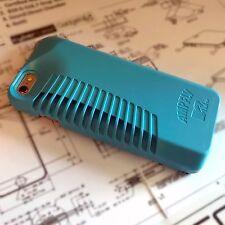 Apple iPhone 5 Rugged High Impact Sound Enhancement Ballistic Shell Blue Case