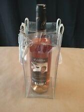 RARE bouteille de vin rosé 2014 de Johnny Hallyday neuf