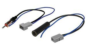 Scosche HAAKB Honda Mazda FM Modulator Installation Antenna Adapter Plugs