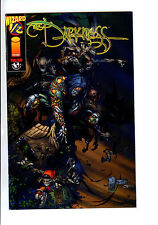 IMAGE/wizard:  THE DARKNESS# 1/2  W/COA  HIGH GRADE