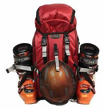 ***TEAM PACK – SKI BOOT BAG  - RED  -M***