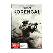 Korengal Valley Afghanistan War Documentary DVD Part 2 Restrepo sequel DVD