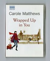 Wrapped Up In You - by Carole Matthews - MP3CD - Audiobook