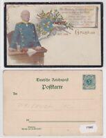 77992 DR Ganzsachen Postkarte PP9/C83/11 Otto von Bismarck 1898