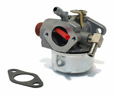 CARBURETOR Carb for Tecumseh Sears Craftsman Mowers w/ Primer Bulb Lawn Mower