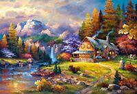 Puzzle Castorland 1500 Teile - Cottage Mountain Hideaway (54794)