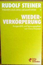 Rudolf Steiner - Wiederverkörperung Gesamtwerk 9 - Anthroposophie Geistesleben