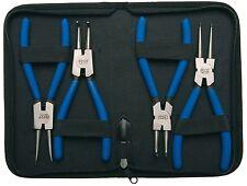4 PINCES D'attaches à clips circulaires à circlips 175 mm BGS Technic 447