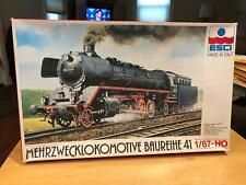 ESCI Locomotive Mehrzwecklokomotive Baureihe 41 HO 1/87 Scale Sealed Bag 1001