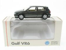 SCHABAK 1007 - Volkswagen VW Golf III VR6 - grau metallic - 1:43 in OVP / Box 3