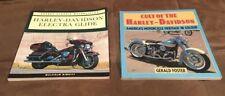 Lot of 2 : Harley-Davidson Motorcycle Books