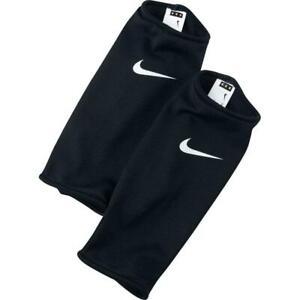 Nike Guard Lock Soccer Shinguard Compression Sleeves