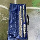 Gemeinhardt Silver 2SP Flute In Case Student Instrument Band