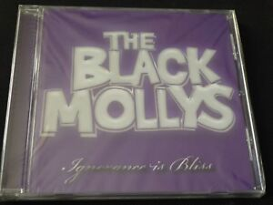 The Black Mollys - Ignorance Is Bliss (SEALED NEW CD 2008)