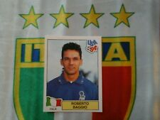 Wm USA 94 ITALIA 314 figurina ROBERTO BAGGIO NEW