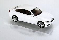 Herpa 024976-004 BMW 3er ™ (F 30) Limousine modello 2012 Bianco neve/ALPIN White