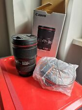Canon zoom 16 35 almost new!!