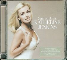 Katherine Jenkins - Sacred Arias Hard Case Cd Perfetto