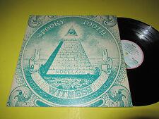 SPOOKY TOOTH - WITNESS LP EX UK PRESS