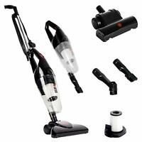 Duronic NEW VC7 Upright Stick Vacuum Cleaner Hand Held Corded HEPA Filter