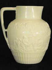 Mintons Salt Glaze Stoneware Hunt Jug Pitcher c1912-1950