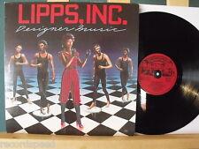 "★★ 12"" LP - LIPPS INC. - Designer Music - Casablanca France"