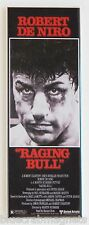 Raging Bull FRIDGE MAGNET (1.5 x 4.5 inches) insert movie poster robert deniro
