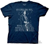 Firefly Mal If I Ever Kill You Licensed Adult T Shirt