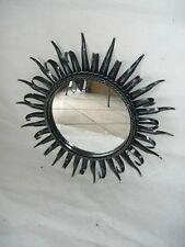 Miroir Coiffeuse cadre en fer RAYONS SOLEIL