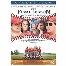 The Final Season (DVD, 2008) Powers Boothe NEW!