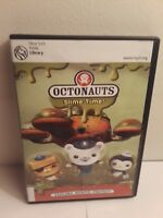 Octonauts: Slime Time (DVD, 2016) Ex-Library